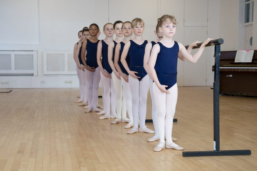 Highgate Ballet School. Pictured are students at the ballet school. Highgate Ballet School 18 Hutchings Walk Highgate London NW11 6LT Director Julie Cronshaw. Picture: Liz Pearce 22/06/2019