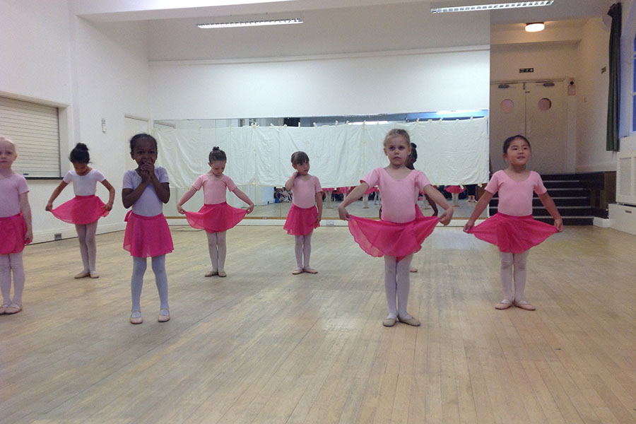 Primary Class at Highgate Ballet School